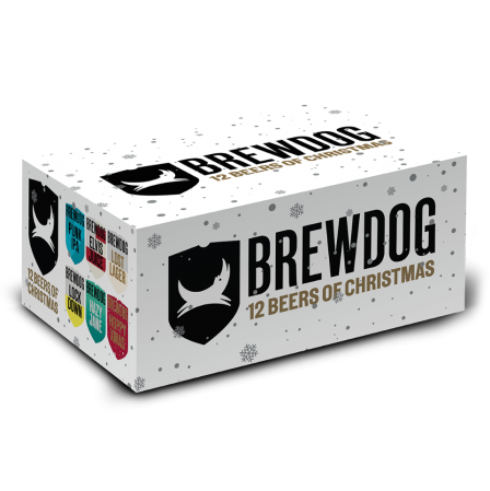Brewgod 12 Beers of Christmas